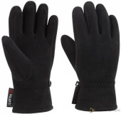 Перчатки Pol Polar Glove Light V2 черный XL Bask